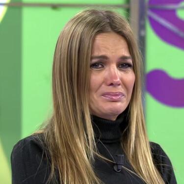 Marta López llora la muerte de su amigo y socio Álex Casademunt en 'Sálvame': Estos son sus recuerdos más bonitos junto a él