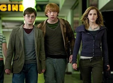 'Harry Potter y las reliquias de la muerte: Parte I', primera imagen oficial