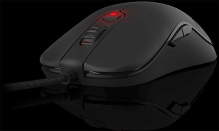 Ozone Neon es otro ratón 'gaming' más con un diseño simple