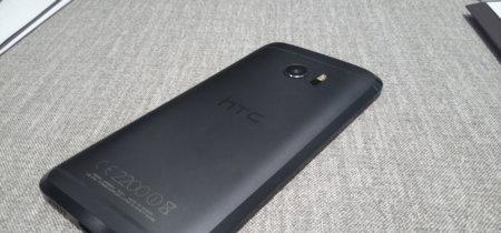 HTC 10, así queda frente a sus rivales de la gama alta