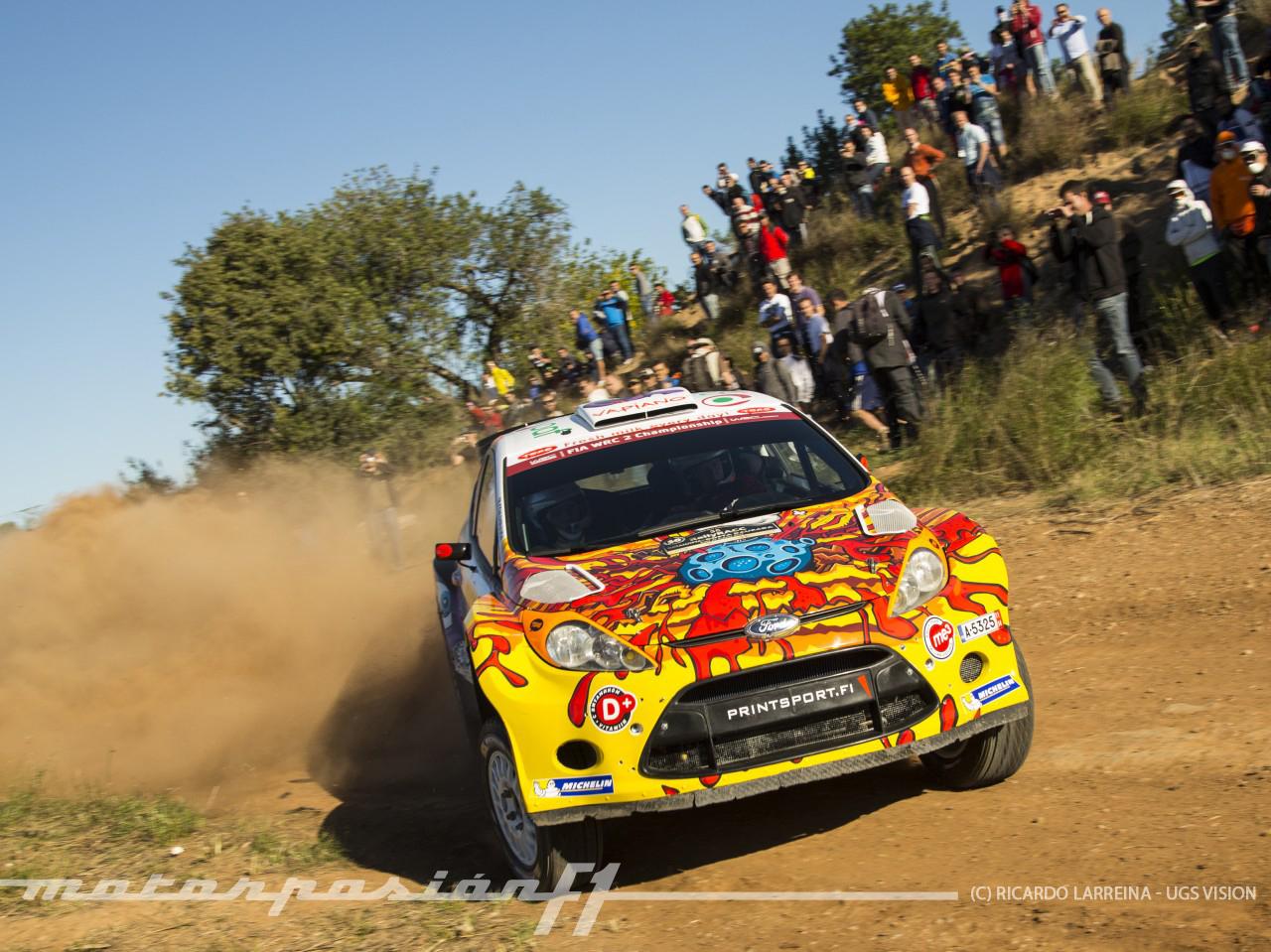 Foto de WRC - Rally de Catalunya 2014 (248/370)