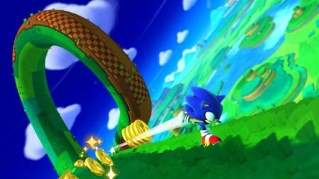 Más de media hora de 'Sonic Lost World' de Nintendo 3DS y Wii U en acción