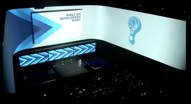 Conferencia de Sony (Presentación PS4)