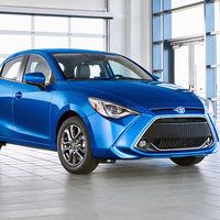 El nuevo Toyota Yaris para Estados Unidos estará en Nueva York, y es en realidad un Mazda2 revestido