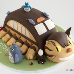 Foto 3 de 11 de la galería 11-tartas-de-totoro-tan-monas-que-no-te-las-querras-comer en Directo al Paladar
