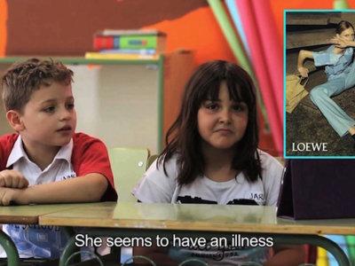 Los niños siempre dicen la verdad. Así ven la publicidad de marcas de moda