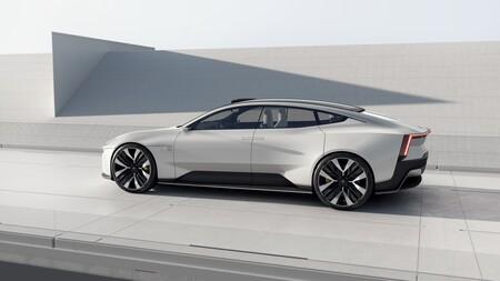 El escultural Polestar Precept será una realidad. La firma de coches eléctricos confirma su producción en China