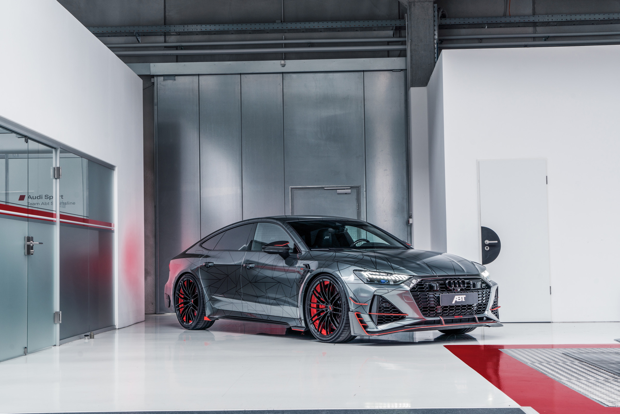 Foto de Audi ABT RS7-R (2/18)