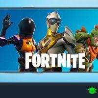 Cómo jugar a la nueva temporada de Fortnite Battle Royale en Android