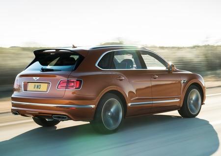 Bentley Bentayga 20000 Unidades Construidas 2
