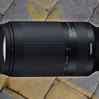 """Tamron 70-300 mm F/4.5-6.3 Di III RXD, anuncian el desarrollo del tele zoom """"más pequeño y ligero"""" para cámaras Sony E full frame"""