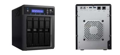WD My Cloud EX4, la apuesta de Western Digital por unidades de almacenamiento en red y funciones NAS