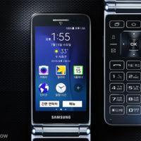 Dos teléfonos de concha para esta generación, la curiosa batalla que se libra en Corea