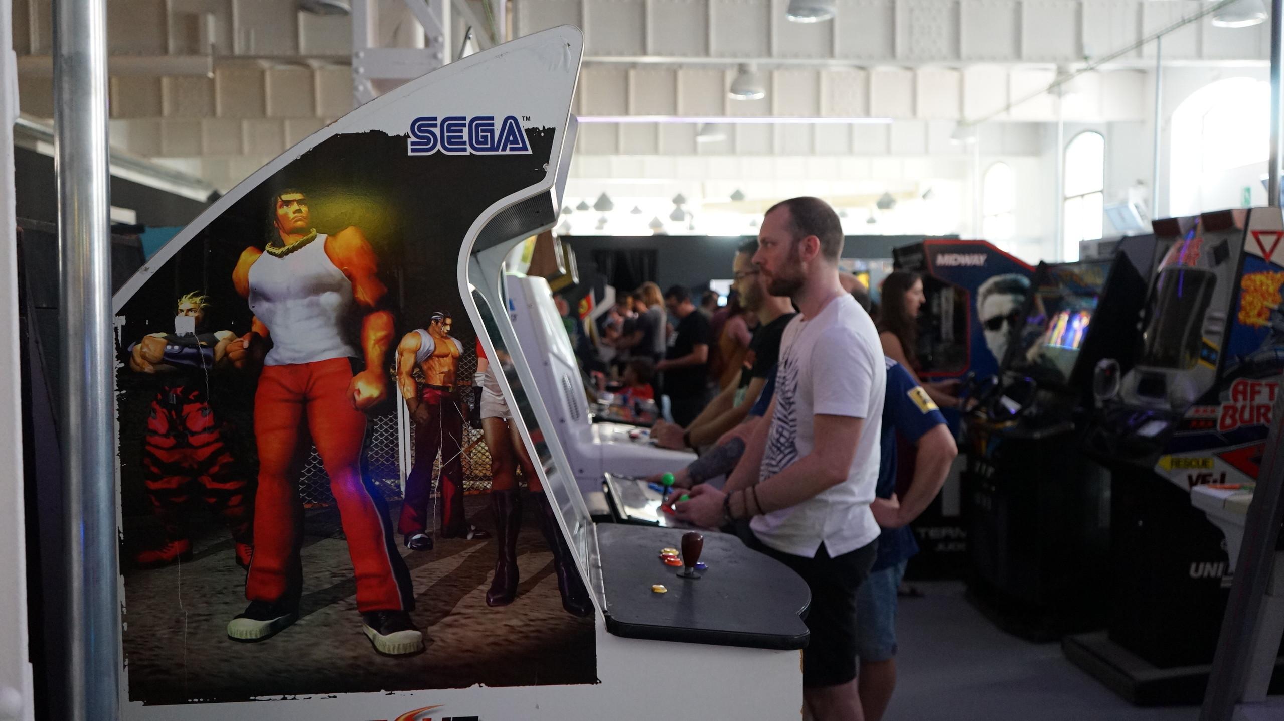 Foto de Museo máquinas Arcade (36/46)