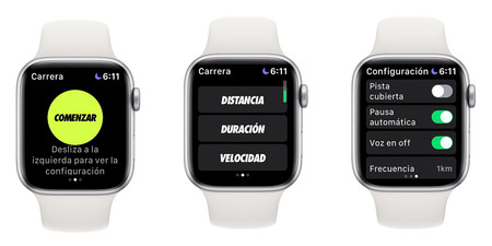 Nike Run Club Apple Watch