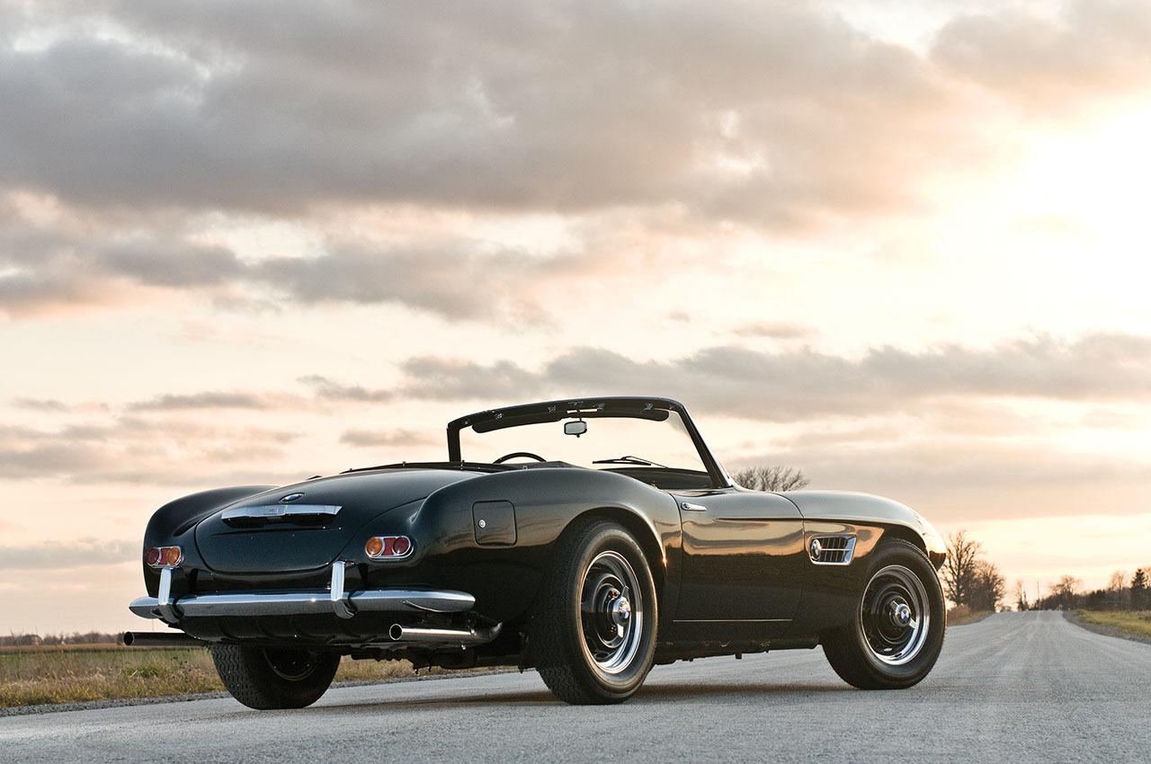 Foto de BMW 507 (Aaron Summerfield, Darin Schnabel (RM Auctions)) (3/15)