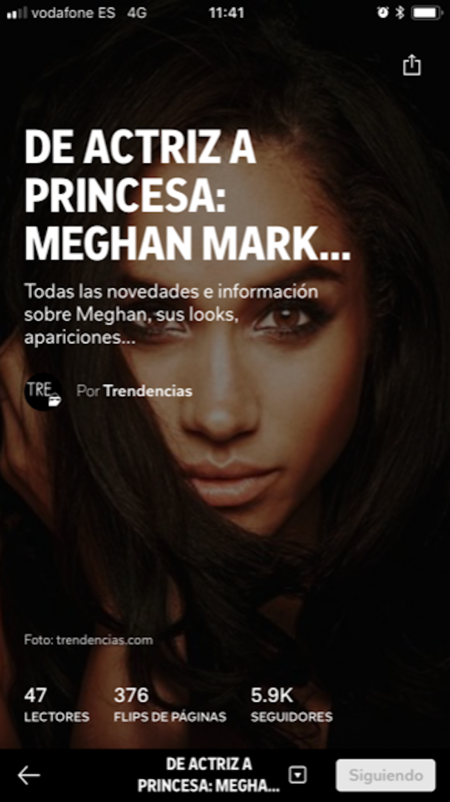 Revista Trendencias Flipboard 10