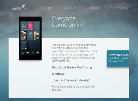 El SDK de Sailfish OS ya está disponible en Windows, OS X y Linux