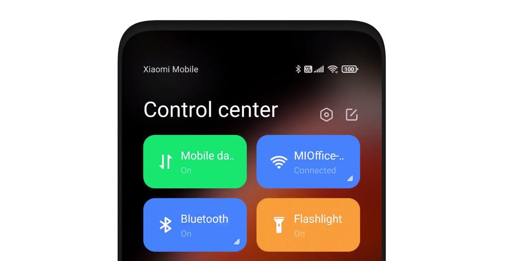 MIUI 13 se filtra y nos deja ver el futuro panel de control de los móviles Xiaomi