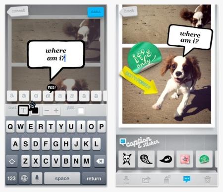 Aplicaciones foto gratis Grid Lens