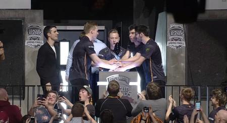 Dios se viste de Rekkles y Fnatic acaba con el reinado de G2 en la LCS Europea