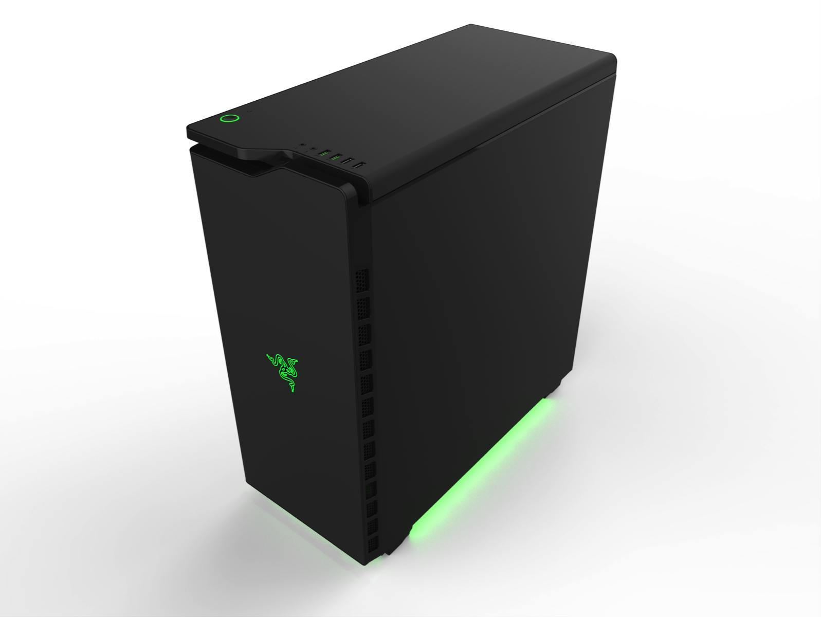 NZXT H440 Design by Razer