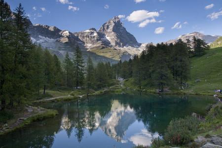Monte Cervino Italia