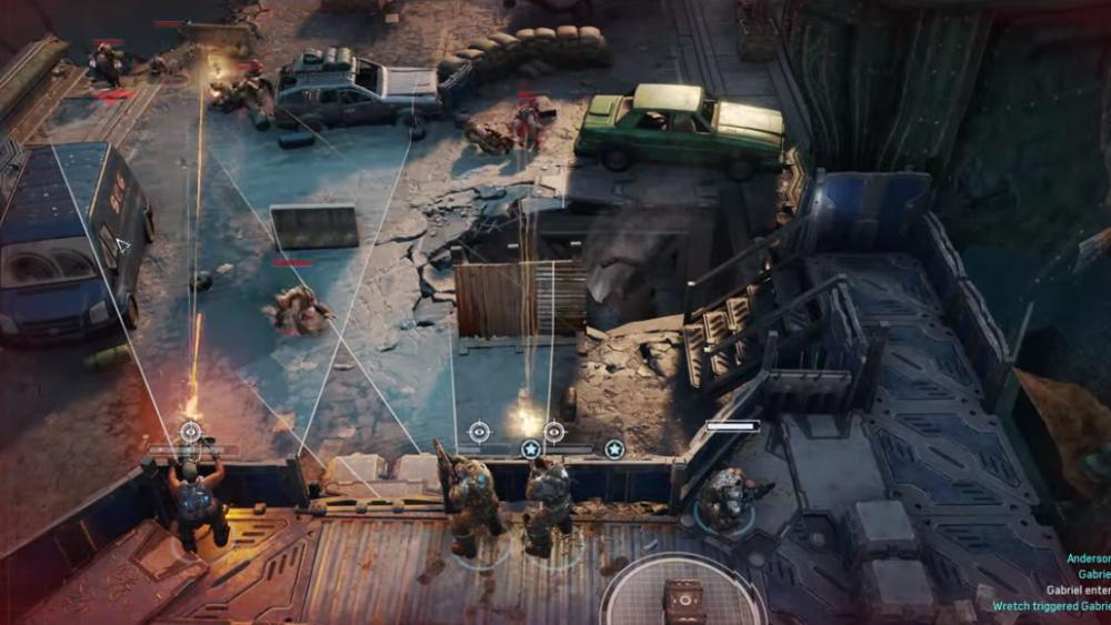 Gears Tactics no es el primer intento: en Xbox 360 se canceló ...