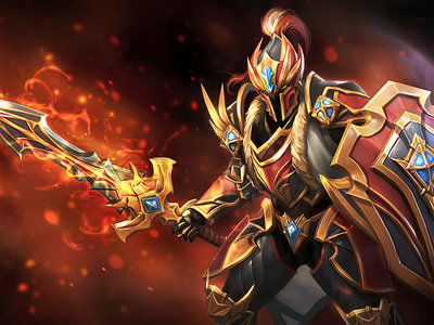 Dota 2 de la A a la Z: La guía y el gameplay de Dragon Knight 7.04