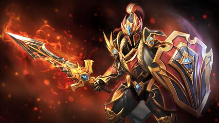 Dota 2 de la A a la Z: La guía y el gameplay de Dragon Knight 7.04