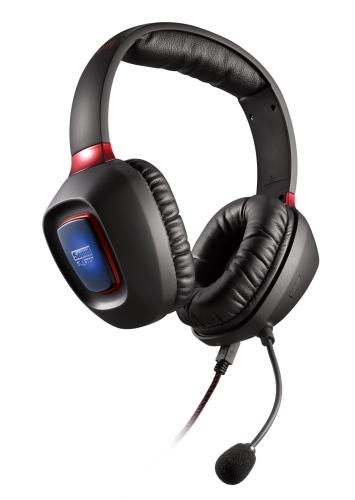 Sound Blaster Tactic3D Rage Wireless ponen un sistema 7.1 virtual en tus oídos