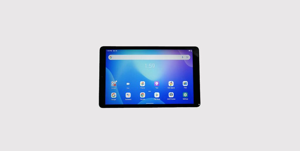 Motorola está preparando una tablet: la Moto Tab G20 ya se deja ver en la consola de Google Play