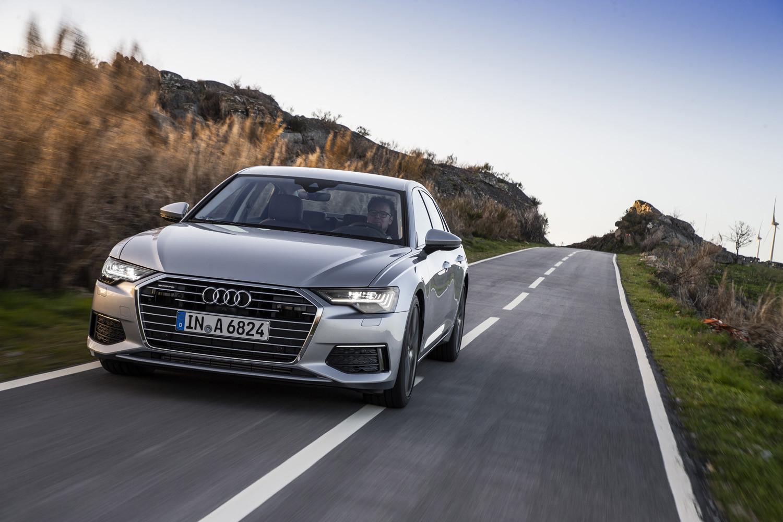 Foto de Audi A6 2018, toma de contacto (74/118)