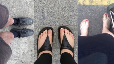 #Walktogether: los londinenses caminan juntos en homenaje a las víctimas del 7/7