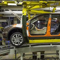 Land Rover se lleva la fabricación del Discovery a Eslovaquia para dejar sitio a un futuro coche eléctrico