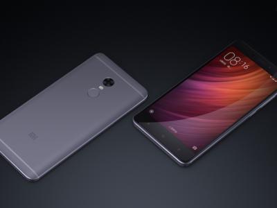 Xiaomi Redmi Note 4, con 4GB de RAM, 64GB de capacidad y 4G para España, por 166 euros