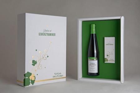 Viñas del Vero lanza su perfume Gewürztraminer