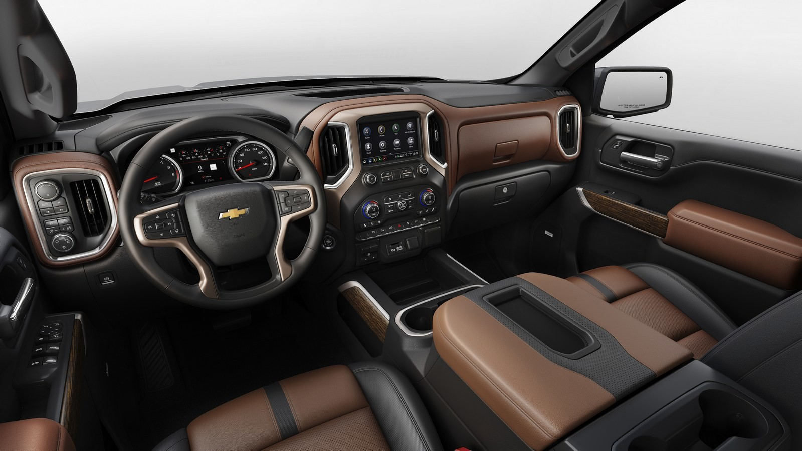 Foto de Chevrolet Silverado 2019 (3/17)