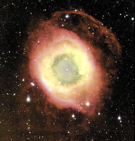 Helix Nebulosa 2000