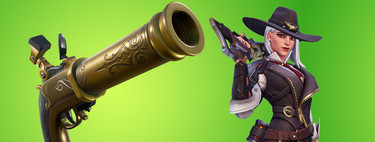 ¿Copia Epic Games a Blizzard? La pistola de mecha de Fortnite recuerda mucho a una arma de Overwatch