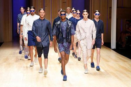 Nos gustó, y mucho, la colección que Georgina Vendrell presentó en 080 Bcn Fashion