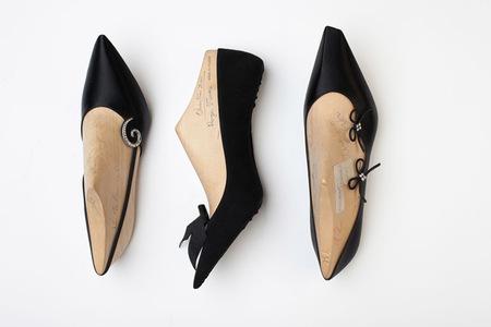 Zapatos Vivier Museo Bata
