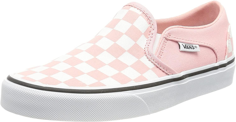 Vans Asher, Zapatillas Mujer