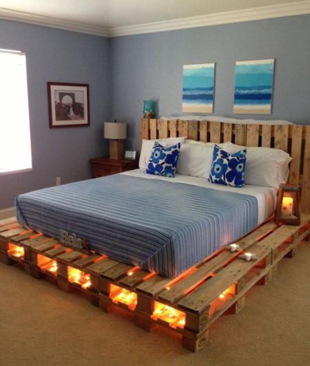 Palets Dormitorio 1