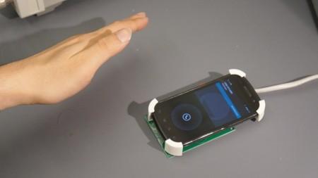 SideSwipe, controlando el móvil mediante gestos usando ondas de radio