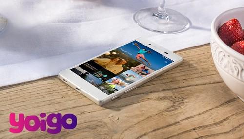 Precios Sony Xperia Z5 con Yoigo y comparativa con Vodafone