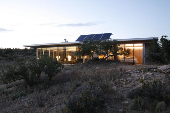 Foto de Casas poco convencionales: vivir en el desierto (10/17)