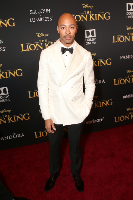 Sir John Premiere Of Disney The Lion King Red Carpet Arrivals