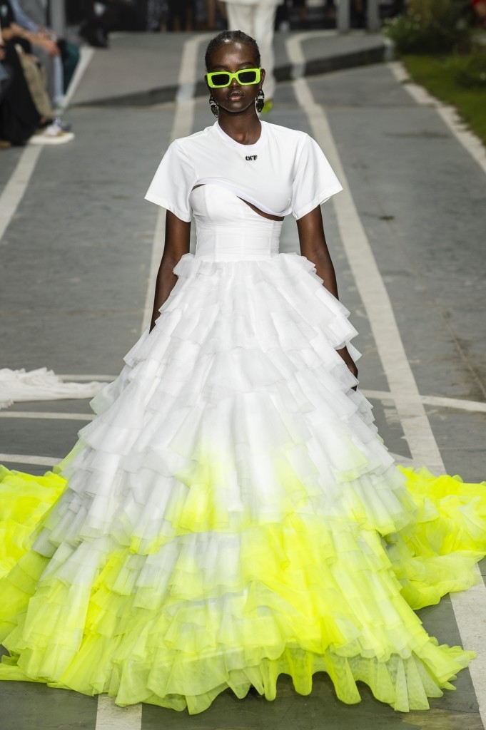 Off-White primavera 2019