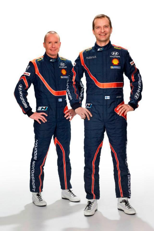 Foto de Hyundai Shell World Rally Team (3/22)